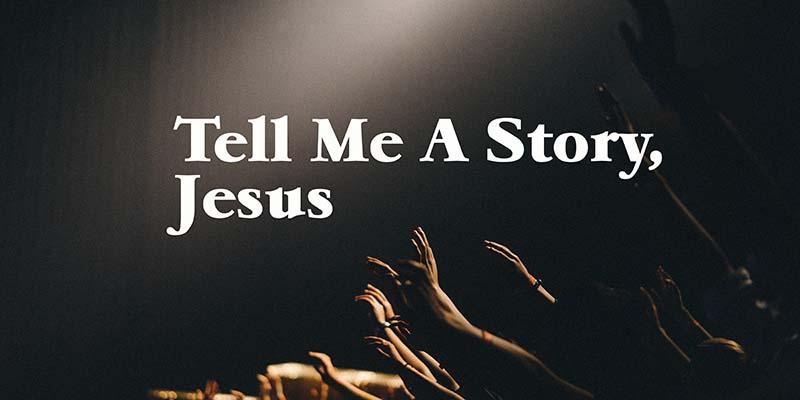 tell me a story sermon series